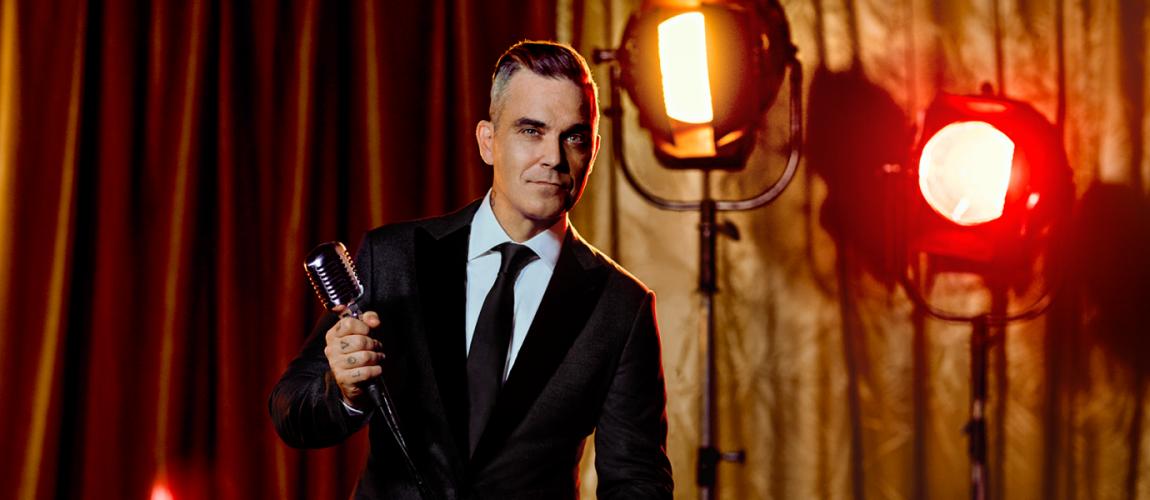 Robbie anuncia su primer residencia en Las Vegas + Venta de entradas