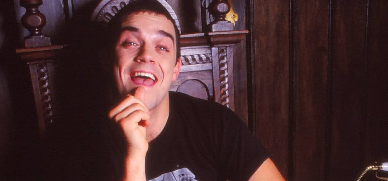 Fotos inéditas de Robbie tomadas en 1998