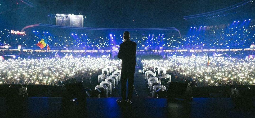 Robbie en el Festival UNTOLD: Show completo + fotos