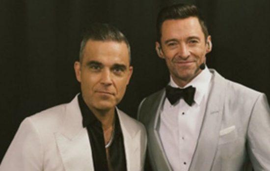 Rumor: ¿Robbie participará en la secuela de The Greatest Showman?