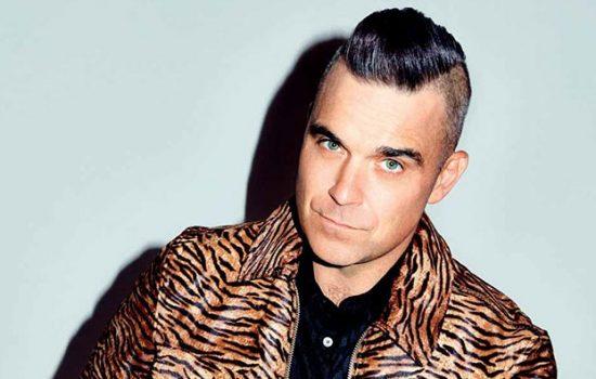 Entrevista para Music Week: «El gran Showman: Robbie Williams»