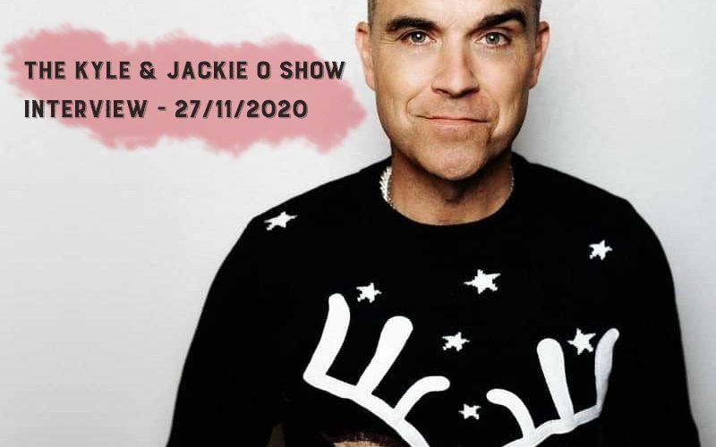Nueva entrevista para The Kyle & Jackie O Show